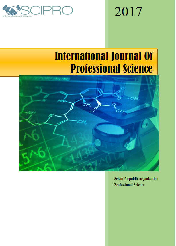 International Journal Of Professional Science